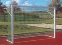 Hliníková juniorská fotbalová branka, profil 80x80cm