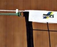 Volejbalová síť, PP, 3 mm, ocelové lano