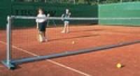 Dětská tenisová síť 0,8 x 6m