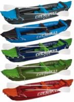 nafukovací kanoe Cherokee pro 2 osoby
