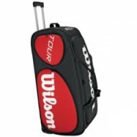 Wilson Tour Traveler Wheels 2014 cestovní taška s kolečky