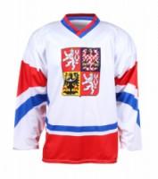 hokejový dres Replika ČR 2011