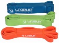 LiveUp aerobic guma posilovací guma 100cm