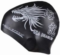 Aqua Speed Dragon koupací čepice