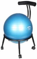 balanční židle Pilates pojízdná