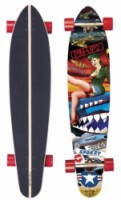 PIN-UP 2 Long Board skateboard