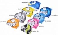 Aqua Speed Shark dětská koupací čepice